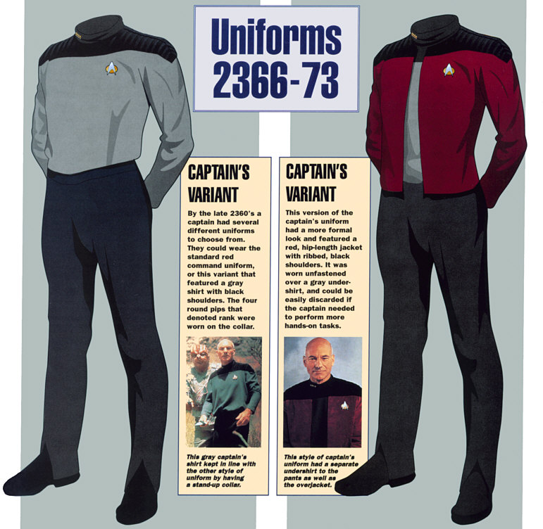 Captain's Variants